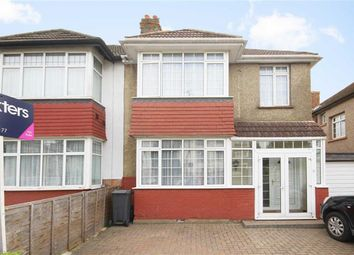 Thumbnail 3 bed flat for sale in Inwood Road, Hounslow