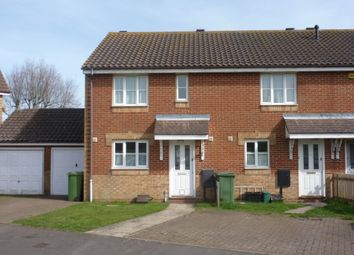 Thumbnail 3 bed end terrace house to rent in Kettle Drive, Hawkinge, Folkestone