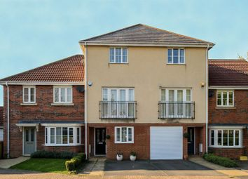 Thumbnail 3 bed terraced house for sale in Castle Close, Pitstone, Leighton Buzzard