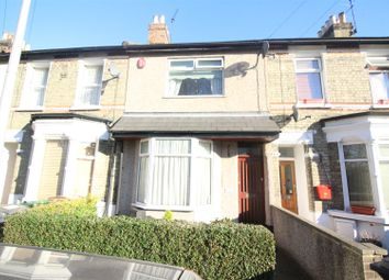 Thumbnail 3 bedroom terraced house for sale in Chelmsford Road, Walthamstow, London