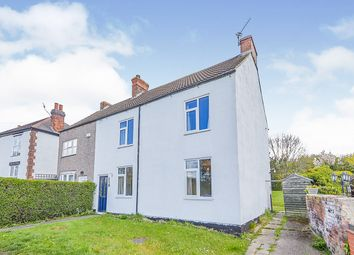 Thumbnail 3 bed semi-detached house for sale in Moira Road, Woodville, Swadlincote, Derbyshire