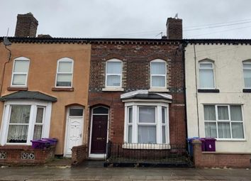 Thumbnail 3 bed terraced house for sale in 6 Chapel Road, Anfield, Liverpool