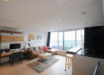 Thumbnail 2 bed flat for sale in Oakland Quay, London