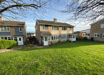 Thumbnail 3 bed semi-detached house for sale in Gallagher Crescent, Peterlee