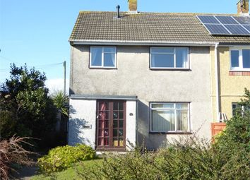 Thumbnail 3 bed end terrace house for sale in Aust Crescent, Bulwark, Chepstow