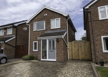 Thumbnail 3 bed detached house to rent in Conway Close, Chester