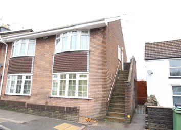 Thumbnail 2 bed flat to rent in Ton Y Felin Road, Caerphilly