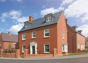 "Thumbnail 4 bed detached house for sale in ""The Orford"" at Epsom Avenue, Towcester"