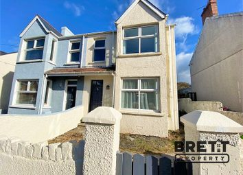 3 bed semi-detached house for sale in Great North Road, Milford Haven, Pembrokeshire. SA73