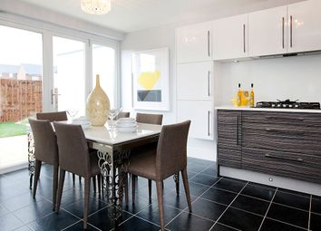 """Thumbnail 3 bedroom detached house for sale in """"The Newton """" at Mansfield Road, Clowne, Chesterfield"""