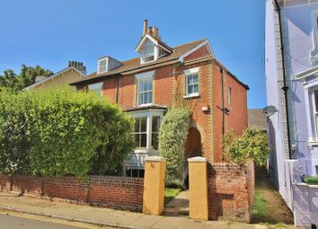 Thumbnail 4 bed semi-detached house for sale in Albany Road, Southsea