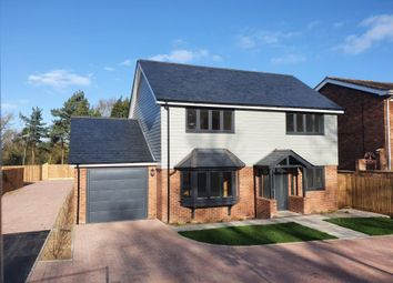 Parsons Heath, Colchester CO4. 4 bed detached house