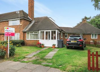 Thumbnail 1 bedroom terraced bungalow for sale in Pear Tree Road, Shard End, Birmingham