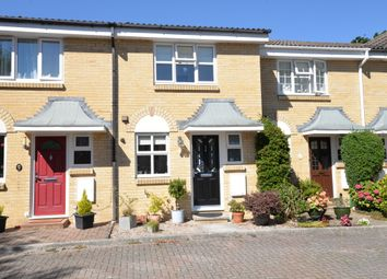 Thumbnail 2 bed terraced house for sale in Doe Copse Way, New Milton