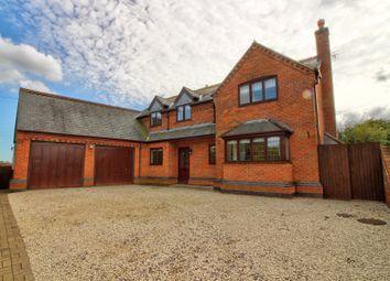 Thumbnail 4 bed detached house for sale in Park Lane, Walton, Lutterworth