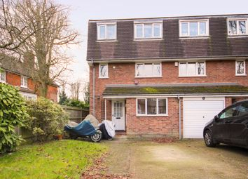Thumbnail 4 bed town house for sale in Dryden, Enfield