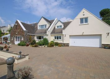 4 bed detached house for sale in Cronk Ash, 5 Upper Cronk Orry, Laxey IM4