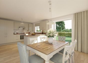 Thumbnail 4 bed detached house for sale in Broad Road, Hambrook, Chichester, West Sussex