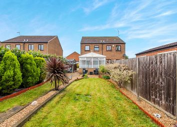 Thumbnail 2 bedroom semi-detached house for sale in Red Barn, Turves, Peterborough