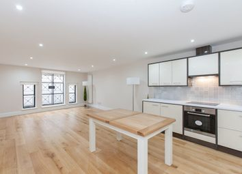 Thumbnail 2 bed flat to rent in Brecon Road, London