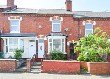 Thumbnail 3 bed terraced house for sale in Pargeter Road, Bearwood