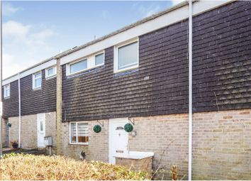 Thumbnail 2 bed terraced house for sale in Jupiter Close, Lordshill, Southampton