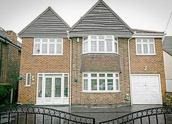 Thumbnail 5 bedroom detached house for sale in Aspley Park Drive, Aspley, Nottingham, Nottinghamshire