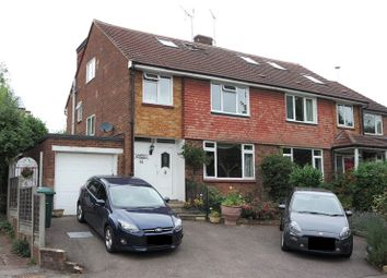 Thumbnail 4 bedroom semi-detached house for sale in Hyde Close, High Barnet, Barnet