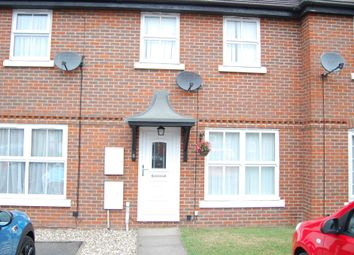 Thumbnail 2 bedroom terraced house for sale in Pasture Close, Swindon