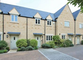 Thumbnail 3 bed terraced house for sale in Brewin Close, Cirencester, Gloucestershire.