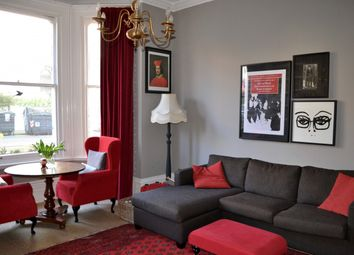 Thumbnail 1 bed flat for sale in Buckingham Road, Brighton, East Sussex