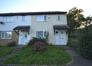 Thumbnail 3 bed terraced house for sale in Pilton Close, Rectory Farm, Northampton