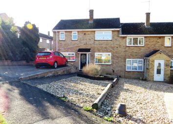 Thumbnail 3 bedroom semi-detached house for sale in Creighton Crescent, Barton Seagrave, Kettering