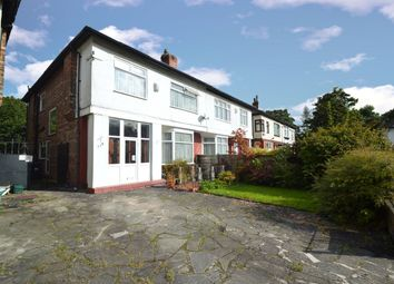 Thumbnail 4 bedroom semi-detached house for sale in Cavendish Road, Salford, Greater Manchester