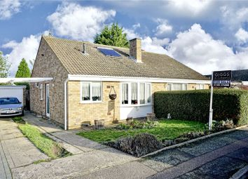 Thumbnail 2 bed semi-detached bungalow for sale in Reynolds Drive, Little Paxton, St. Neots, Cambridgeshire