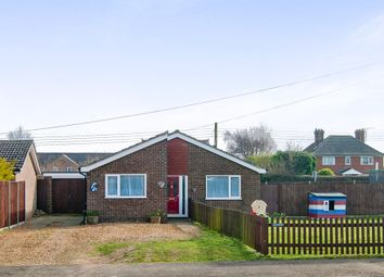 Thumbnail 3 bedroom detached bungalow for sale in St Johns Way, Feltwell, Thetford