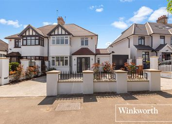 3 bed semi-detached house for sale in Whitchurch Lane, Edgware, Middlesex HA8