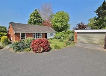 Thumbnail 3 bed bungalow for sale in Bank Close, Preston