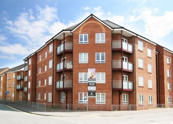 Thumbnail 2 bedroom flat to rent in Hassell Street, Newcastle-Under-Lyme