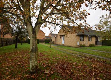 Thumbnail 3 bed semi-detached bungalow to rent in School Lane, Alconbury, Huntingdon