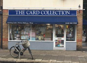 Retail premises to let in High Street, Teddington TW11