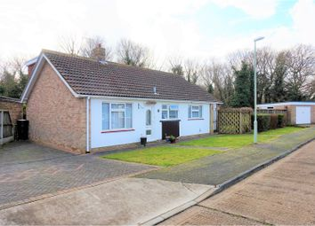 Thumbnail 3 bed detached bungalow for sale in Fairoaks, Herne Bay