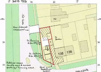 Thumbnail Land for sale in Earlsgate, Winterton, Scunthorpe