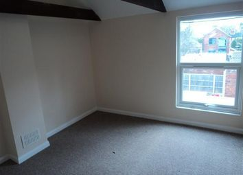 Thumbnail 2 bedroom flat to rent in High Street, Saxilby