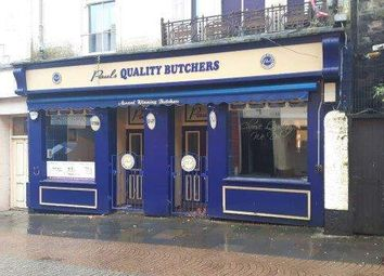 Thumbnail Retail premises for sale in Barrhill Terrace, Main Street, Twechar, Kilsyth, Glasgow