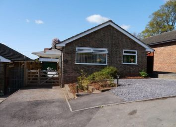 Thumbnail 2 bed detached bungalow for sale in Pencraig View, Greytree, Ross-On-Wye
