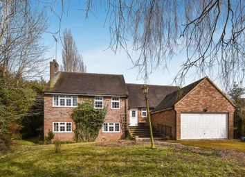 Thumbnail 4 bed detached house for sale in Wotton End, Ludgershall, Aylesbury