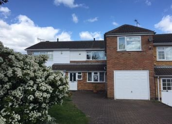 Thumbnail 4 bed semi-detached house to rent in Warwick Road, Leicester
