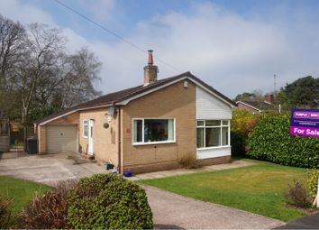 Thumbnail 3 bed detached bungalow for sale in Eden Grove, Loggerheads, Nr Market Drayton