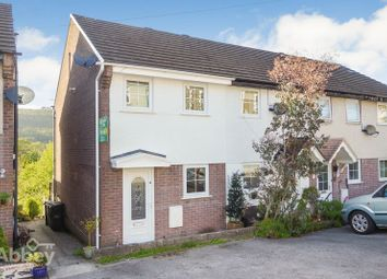 Thumbnail 2 bed terraced house for sale in Dolcoed Place, Tonna, Neath